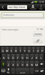 HTC C525u One SV - MMS - afbeeldingen verzenden - Stap 9