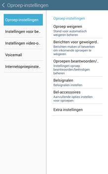 Samsung Galaxy Tab 4 (T335) - Voicemail - Handmatig instellen - Stap 6