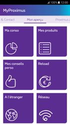 Samsung A320 Galaxy A3 (2017) - Applications - MyProximus - Étape 10