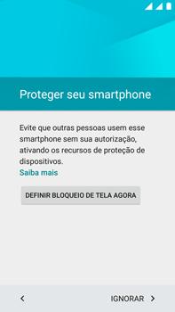 Motorola Moto X Play - Primeiros passos - Como ativar seu aparelho - Etapa 11