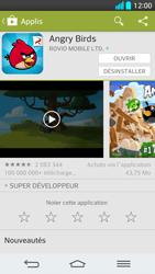 LG G2 - Applications - Télécharger une application - Étape 19