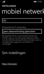 Microsoft Lumia 435 - Netwerk - Wijzig netwerkmodus - Stap 5