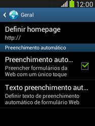 Samsung Galaxy Pocket Neo - Internet no telemóvel - Como configurar ligação à internet -  24