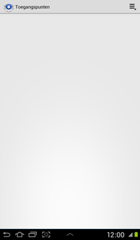 Samsung P3100 Galaxy Tab 2 7-0 - Internet - handmatig instellen - Stap 8