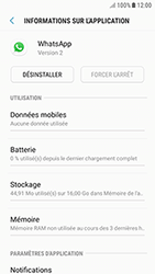 Samsung Galaxy J3 (2017) - Applications - Supprimer une application - Étape 6