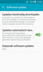 Samsung Galaxy J1 - Netwerk - Software updates installeren - Stap 7