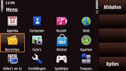 Nokia N97 Mini - E-mail - Handmatig instellen - Stap 3