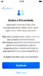 Apple iPhone 5s - iOS 12 - Primeiros passos - Como ligar o telemóvel pela primeira vez -  9