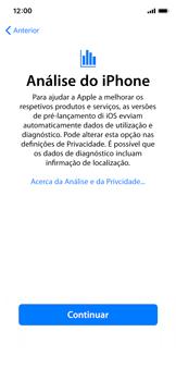 Apple iPhone XS - Primeiros passos - Como ligar o telemóvel pela primeira vez -  23