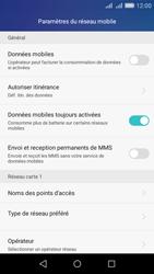Huawei Y6 - Internet - Désactiver les données mobiles - Étape 6