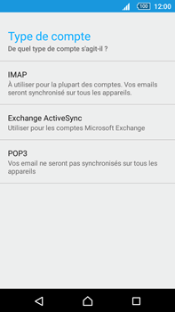Sony Xperia Z5 Premium (E6853) - E-mail - Configuration manuelle - Étape 10