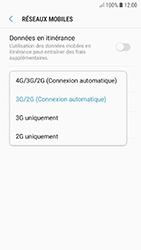 Samsung A520F Galaxy A5 (2017) - Android Oreo - Réseau - Activer 4G/LTE - Étape 7