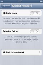Apple iPhone 4 S met iOS 6 - Internet - handmatig instellen - Stap 5