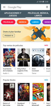 Samsung Galaxy Note 8 - Aplicaciones - Descargar aplicaciones - Paso 5