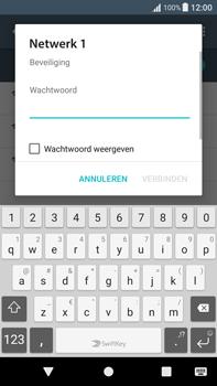 Sony Xperia XA1 Plus (G3421) - WiFi - Handmatig instellen - Stap 7