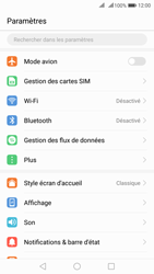Huawei Nova 2 - WiFi et Bluetooth - Jumeler votre téléphone avec un accessoire bluetooth - Étape 4