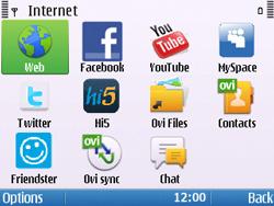 Nokia E5-00 - Internet - Manual configuration - Step 21