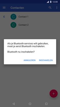 Nokia 8 Sirocco - Contactgegevens overzetten - delen via Bluetooth - Stap 10