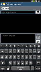 Samsung I9205 Galaxy Mega 6-3 LTE - MMS - envoi d'images - Étape 8
