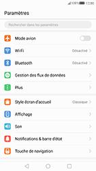 Huawei P10 - Internet et connexion - Accéder au réseau Wi-Fi - Étape 3