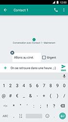 Motorola Moto C Plus - Contact, Appels, SMS/MMS - Envoyer un MMS - Étape 11
