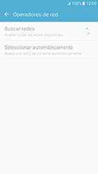 Samsung Galaxy J5 (2016) - Red - Seleccionar una red - Paso 7