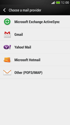 HTC One Mini - Email - Manual configuration - Step 5