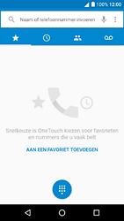 Alcatel A3 - voicemail - handmatig instellen - stap 4