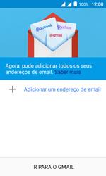 Alcatel Pixi 4 - Email - Como configurar seu celular para receber e enviar e-mails - Etapa 5