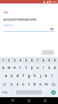 Nokia 6.1 (Dual SIM) - E-mail - Account instellen (IMAP zonder SMTP-verificatie) - Stap 11