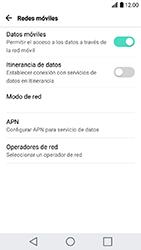 LG K10 (2017) - Mensajería - Configurar el equipo para mensajes multimedia - Paso 5