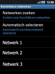 Samsung S5570 Galaxy Mini - Netwerk - gebruik in het buitenland - Stap 13