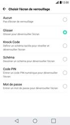 LG G5 - Sécuriser votre mobile - Activer le code de verrouillage - Étape 6