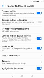 Huawei P10 - Internet et connexion - Activer la 4G - Étape 7