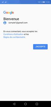 Huawei P20 - E-mail - Configuration manuelle (gmail) - Étape 11
