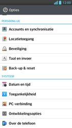 LG P875 Optimus F5 - Software updaten - Update installeren - Stap 4
