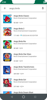 Motorola One - Aplicativos - Como baixar aplicativos - Etapa 14