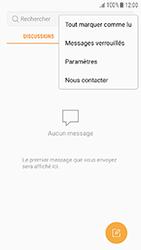 Samsung Galaxy J3 (2017) - SMS - configuration manuelle - Étape 5