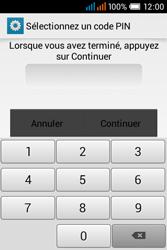 Alcatel OT-4015X Pop C1 - Sécuriser votre mobile - Activer le code de verrouillage - Étape 8