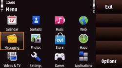 Nokia N97 Mini - MMS - Manual configuration - Step 19