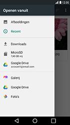 LG K10 2017 - E-mail - Hoe te versturen - Stap 13