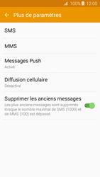 Samsung Galaxy J3 (2016 (J320) - SMS - configuration manuelle - Étape 7