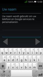 Alcatel One Touch POP D5 (OT-5038X) - Applicaties - Account aanmaken - Stap 7