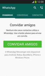 Samsung Galaxy Ace 3 LTE - Aplicações - Como configurar o WhatsApp -  11