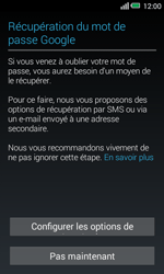 Alcatel OT-5050X Pop S3 - Premiers pas - Créer un compte - Étape 17