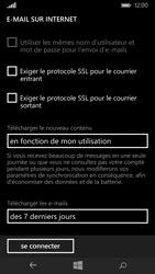 Microsoft Lumia 535 - E-mail - Configuration manuelle - Étape 19
