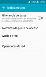 Samsung Galaxy J1 (2016) (J120) - Mensajería - Configurar el equipo para mensajes multimedia - Paso 5