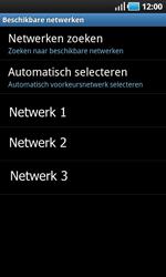 Samsung I9000 Galaxy S - Netwerk - gebruik in het buitenland - Stap 12