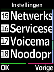 Emporia Select (V99-EF) - Buitenland - Bellen, sms en internet - Stap 4
