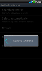 LG P970 Optimus Black - Network - Usage across the border - Step 9